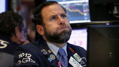 Stocks suffer worst loss in 8 months; Dow sinks 831 points as tech companies plunge