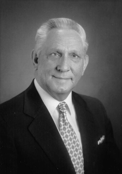 Norman W. Lauenstein practiced law in Essex for 50 years.