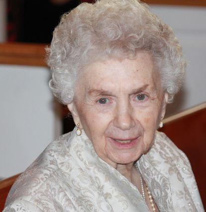 Charlotte Agnes Casserly served as president of the Ladies of Charity at St. Michael's Church in Overlea.
