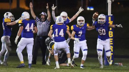 Carroll Cup: Consistency has Liberty in lead after fine fall