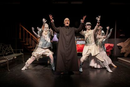 Theater Spotlight: Laurel theater company presents a message of acceptance in 'Addams Family'