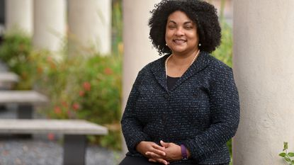Maria Thompson will step down as president of Coppin State University at the end of the academic year.