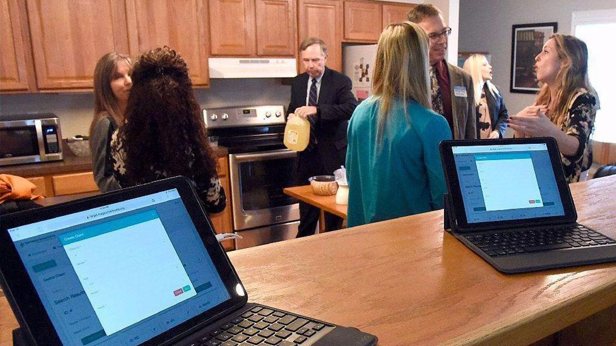 MAGIC, Target unveil new smart homes for adults with intellectual