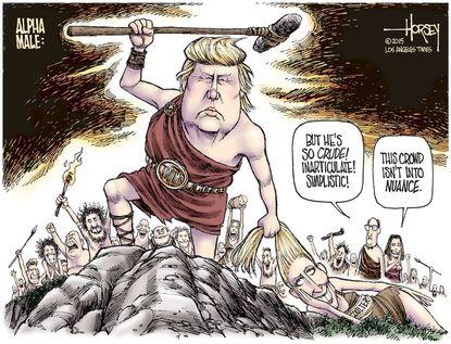 Trump the Barbarian