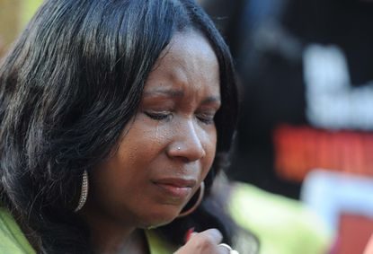 Tawanda Jones, sister of Tyrone West