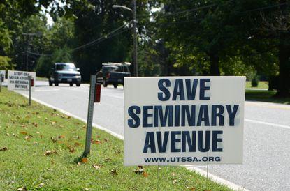 Grace Fellowship Church walks away from Seminary Avenue property in Brooklandville