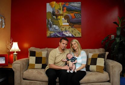 Dream home: Couple puts personal touches on Perry Hall home
