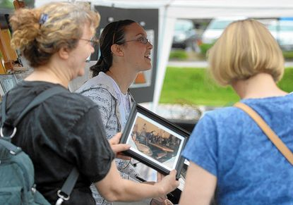 After being held outdoors its first two years, the Laurel Arts Festival will be held indoors, at the Laurel Armory, on Sunday, Oct. 12.