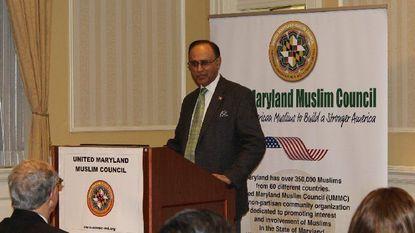 Muslim Council hosts legislative night [Ellicott City]