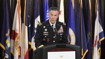 Major General Randy Taylor, Senior Commander Aberdeen Proving Ground, will leave the Harford County Army post in June for a new assignment with U.S. Strategic Command in Nebraska.