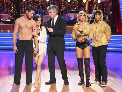 For the first time in the show's history, the couples performed new dance styles that their competitors had chosen for them.