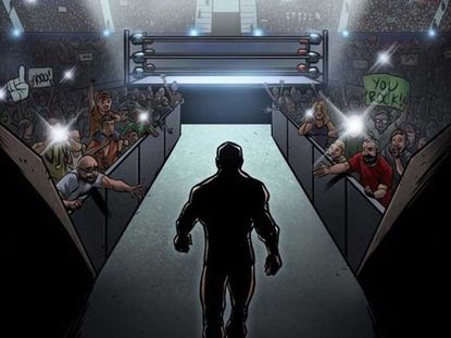 New 'Headlocked' wrestling comics will include content from current stars