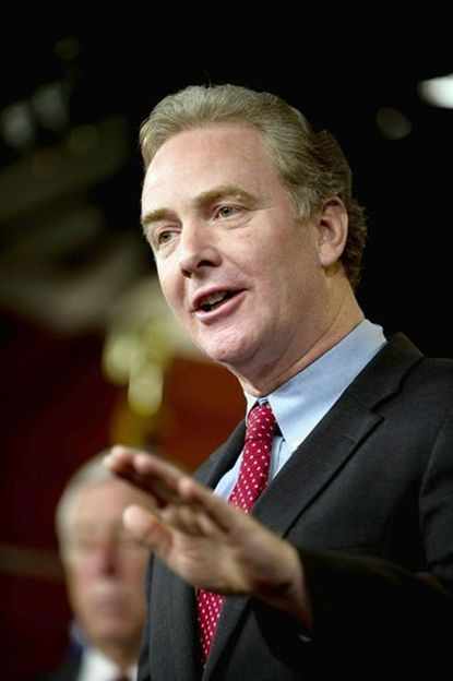 """I hope that … we're able to reach an agreement to show that we can get something done for the good of the country,"" said Maryland Rep. Chris Van Hollen, a member of the congressional ""supercommittee"" charged with slashing U.S. budget deficits by $1.2 trillion."