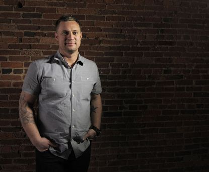 Chef Bryan Voltaggio, of Top Chef fame, owns Aggio in Power Plant Live!, along with several other restaurants, including Range, Lunch Box, Volt and Family Meal.