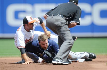 Orioles notebook: MRI on J.J. Hardy's left oblique comes back clean