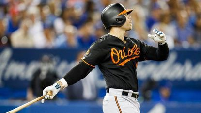 Orioles' Chris Davis, on small upswing, trying to identify what brings about good spells: 'I have no idea'