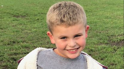 Seven-year-old Tripp Johnson will be remembered at a funeral Mass Tuesday morning at St. Frances de Sales Church in Abingdon. A viewing that began Monday afternoon will continue from 7 to 9 p.m. Monday.