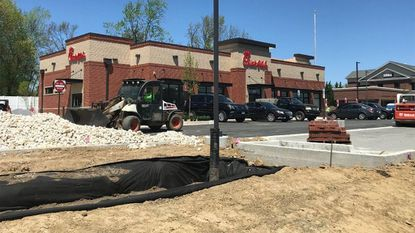 The new Chick-fil-A on Baltimore Pike in Bel Air is slated to open May 8.