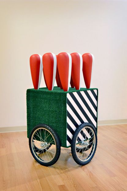 Vibrant works from Sondheim Prize finalists