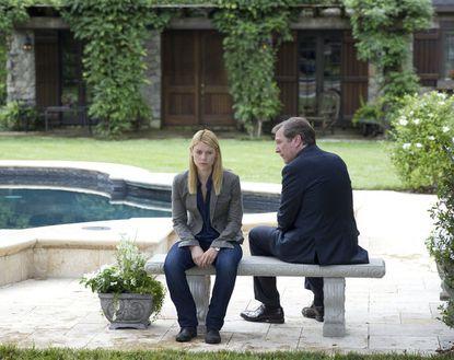 'Homeland' recap: Carrie working undercover; Dana dating a killer?