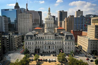 The Baltimore City Council is considering whether to pass the Fair Election Fund.