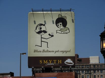 Smyth billboard