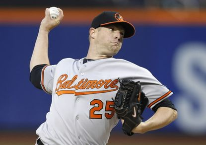 Despite dealing with an illness this weekend, Bud Norris has recovered enough to make this afternoon's scheduled start against the Yankees.
