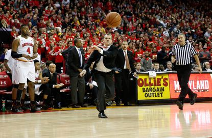 Mark Turgeon and the Terps will play Richmond in November in New York.
