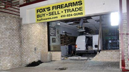 Howard police charge two in Fox's Firearms burglary