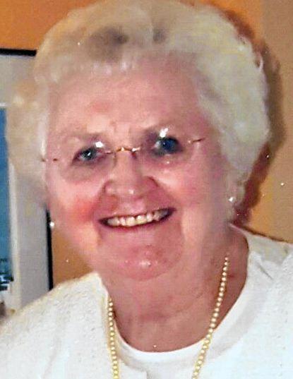 Gloria Cerino-Gruss died of heart failure Jan. 19 at Stella Maris Hospice.