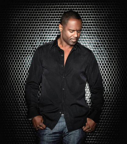Brian McKnight is the Friday night headliner at this year's Artscape festival.