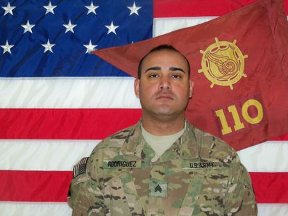 Army Sgt. Daniel A. Rodriguez, 28, from Baltimore was killed by a roadside bomb in Afghanistan.