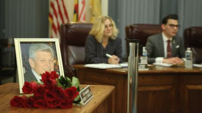 Taneytown council remembers Henry Heine, brainstorms proposed National Civil War Memorial