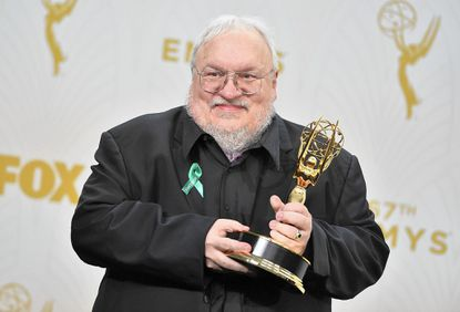 "George R. R. Martin, author of the ""Song of Ice and Fire"" series (aka ""Game of Thrones""), will be the guest of honor for the 50th Balticon."