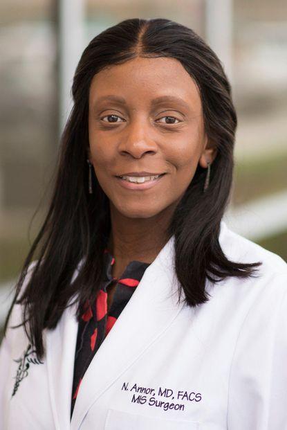 Natasha Annor, M.D., joins Carroll Health Group General Surgery. - Original Credit: Courtesy Photo