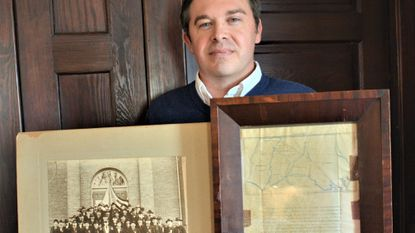 An Eye for Art: For fifth-generation collector Tom Gordon, it's all about history and the hunt