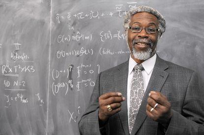 UM physics professor a lauded scientist, passionate teacher