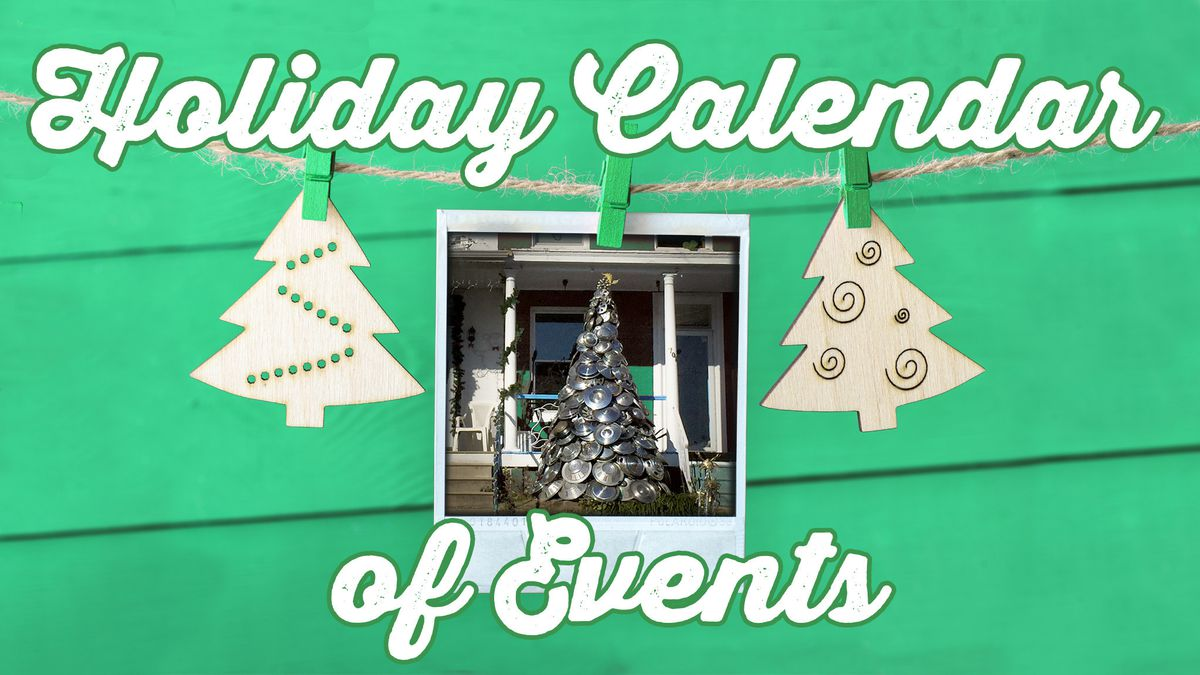 2015 Holiday Calendar of Events - Baltimore Sun