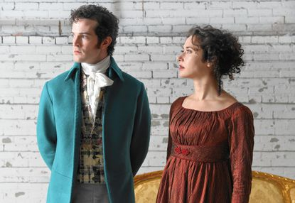 Center Stage's 'Pride and Prejudice' and a hint of hip-hop