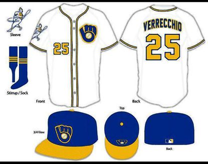 Catonsville resident among finalists in Milwaukee Brewers uniform design contest