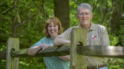 Betsy McMillion and Ed Johnson have written a book about the Patapsco Valley State Park and its long history.