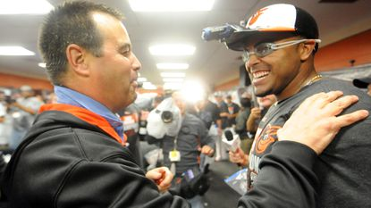 On MLB Network, Dan Duquette talks about Nick Markakis, Nelson Cruz, more
