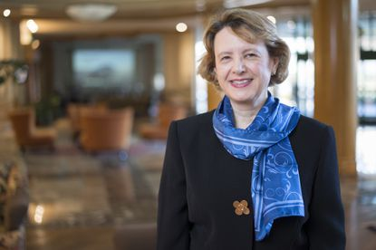 Notre Dame of Maryland University has selected as its new president Marylou Yam, a provost at a New Jersey liberal arts college who is known for her research on domestic violence, the university announced Thursday.