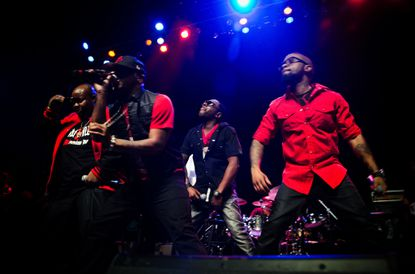 Dru Hill will be one of the performers at this weekend's AFRAM concert at Druid Hill Park.