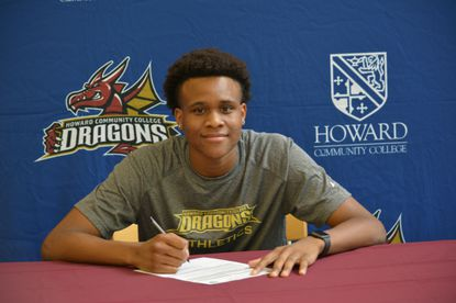 Howard County sports notebook: Eaton latest Howard County basketball standout to choose Howard CC