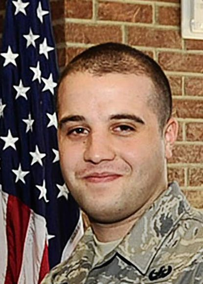 Airman 1st Class Matthew Seidler, of Westminster, died in january, and will be one of seven Marylanders honored at ceremonies at the annual Dulaney Valley Memorial Gardens' Memorial Day observance, in Timonium.