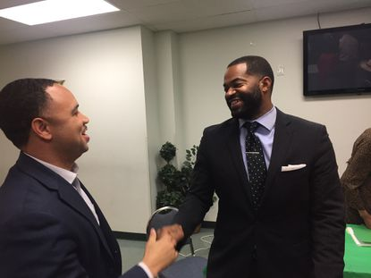 Nick Mosby appointed to replace indicted Pugh aide in House of Delegates