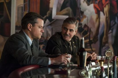 George Clooney's 'The Monuments Men' pushed to 2014