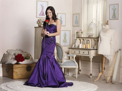 Will Desiree Hartsock find the man of her dreams? One thing's for sure: He's not from Dallas.