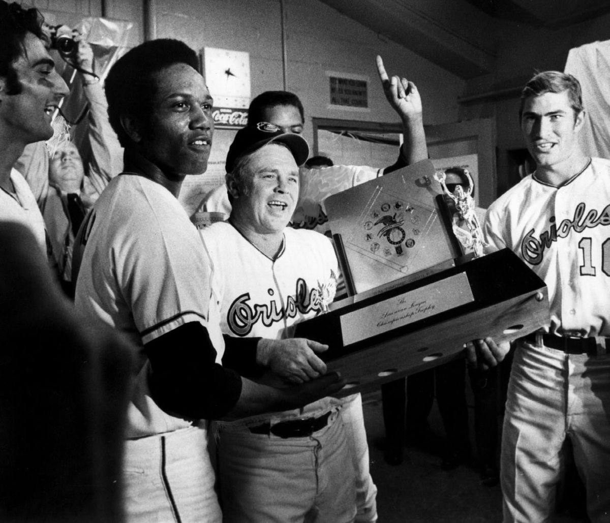 Orioles celebrate 50th anniversary of 1970 World Series title: 'Our one goal was to win, period'